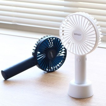 トレードワン USBハンディ扇風機 ウィンジー
