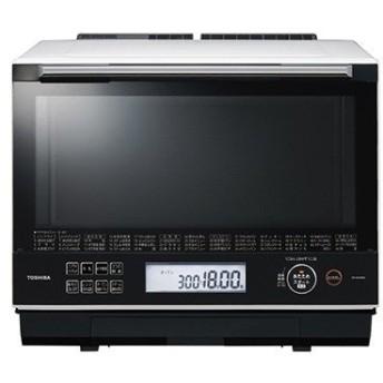 東芝 過熱水蒸気オーブンレンジ 石窯ドーム 30L ER-SD3000-W