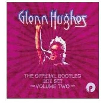 Glenn Hughes The Official Bootleg Box Set Volume Two 1993-2013 CD
