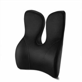 Keciepo 改良された新世代 ランバーサポート 低反発クッション 腰まくら シートクッション ドライブ デスクワーク 腰楽
