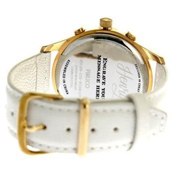 ヘンリーロンドン HENRY LONDON クオーツ ユニセックス 腕時計 HL39-CS-0126 ホワイト ホワイト