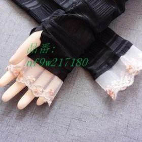 アームカバー UVアームカバー UVカット 紫外線防止 日焼け対策 アウトドア 薄手 手袋 涼しい 通気性 ロング丈 日焼け止め UV手袋