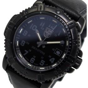 ルミノックス LUMINOX クオーツ ユニセックス 腕時計 7251-BO ブラック ブラック