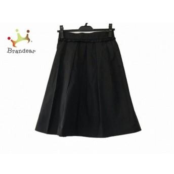 ナラカミーチェ NARACAMICIE スカート サイズ0 XS レディース 美品 黒 フリル スペシャル特価 20190905