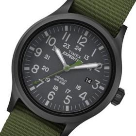 タイメックス スカウト クオーツ メンズ 腕時計 TW4B04700 グレー グレー