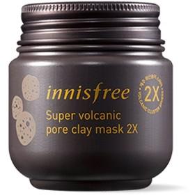 イニスフリー日本公式(innisfree) スーパーヴォルカニック ポアクレイマスク 2X[洗い流すパック]100mL