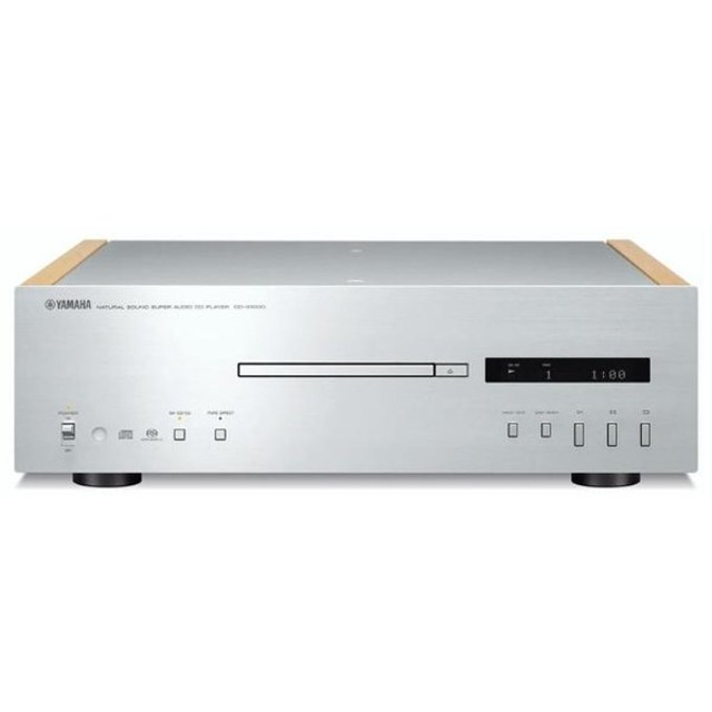 YAMAHA CD-S1000-S SA-CD対応CDプレーヤー