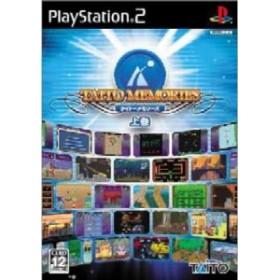 【中古即納】[PS2]初回特典冊子付属 タイトーメモリーズ(TAITO MEMORIES) 上巻(20050728)