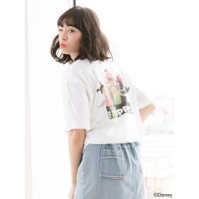 【5,000円以上お買物で送料無料】バックプリントTシャツ/ザ・マペッツ