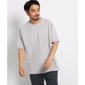 OPAQUE.CLIP / オペーク ドット クリップ カノコラグランTシャツ