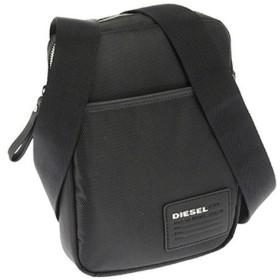 ディーゼル DIESEL メンズ ショルダーバッグ X03005-P0409-H1669 ブラック ブラック