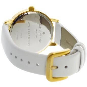 ケイトスペード KATE SPADE メトロ Metro レディース 腕時計 KSW1105 ホワイト/ホワイト ホワイト