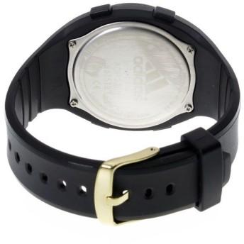 アディダス ADIDAS パフォーマンス スプラング メンズ 腕時計 ADP3208 ブラック 液晶