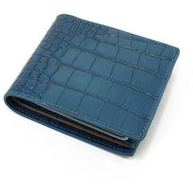アーノルドパーマー ARNOLD PALMER 二つ折り 短財布 AP-S172-BL ブルー ブルー