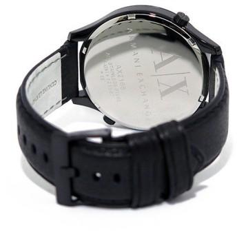 アルマーニ エクスチェンジ クオーツ メンズ 腕時計 AX2168 ブラック/レッド ブラック