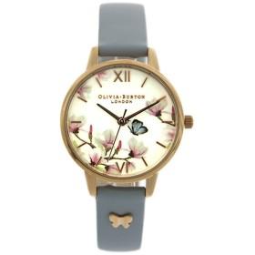 オリビアバートン OLIVIA BURTON 腕時計 レディース OB16ES08 クォーツ グレーブルー マルチカラー