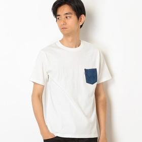 [マルイ] EDWIN デニムポケット Tシャツ 半袖/エドウィン(メンズ)(EDWIN)