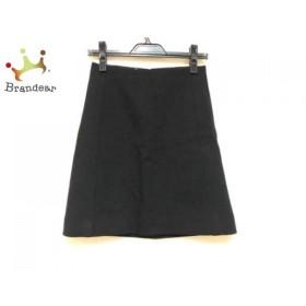 ドルチェアンドガッバーナ DOLCE&GABBANA スカート サイズ36 S レディース 黒   スペシャル特価 20190822