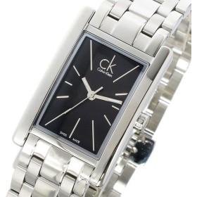 カルバンクライン Calvin Klein リファイン REFINE クオーツ レディース 腕時計 K4P23141 ブラック ブラック