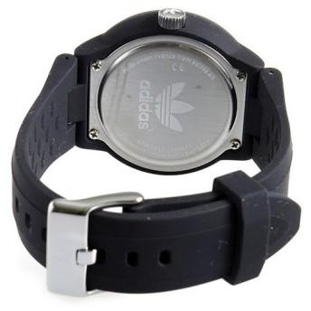 アディダス ADIDAS アバディーン クオーツ ユニセックス 腕時計 ADH3119 ブラック ホワイト