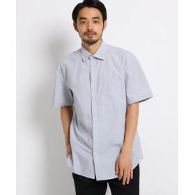 OPAQUE.CLIP(オペークドットクリップ) ◆タイプライターシャツ