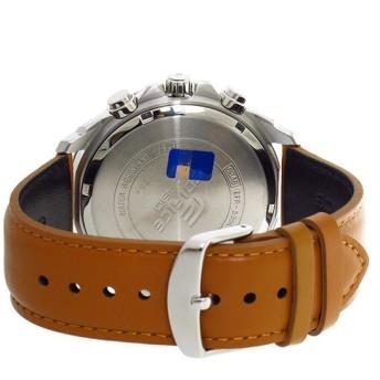 カシオ CASIO エディフィス EDIFICE クオーツ クロノ メンズ 腕時計 EFR-539L-1B ブラック ブラック