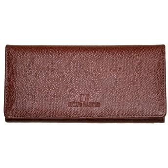 ルチアーノ バレンチノ LUCIANO VALENTINO 長財布 メンズ LUV-9001-BR ブラウン ブラウン