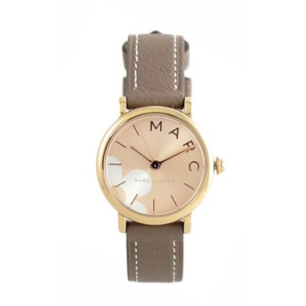マークジェイコブス MARC JACOBS 腕時計 レディース MJ1621 クォーツ ピンクゴールド ブラウン ピンクゴールド