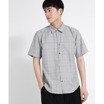 tk.TAKEO KIKUCHI / ティーケー タケオキクチ TRグレンチェックシャツ
