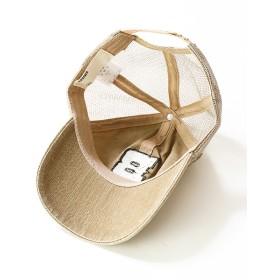 12f4a00515e41 キャップ - devirock [ピグメントツイルメッシュキャップ 男の子 女の子 帽子 全4タイプ 52-