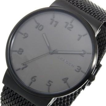 スカーゲン SKAGEN アンカー ANCHER クオーツ メンズ 腕時計 SKW6203 グレー グレー