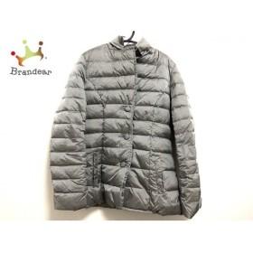 ルール RULe ダウンジャケット サイズM レディース 美品 ライトグレー 冬物 新着 20190528