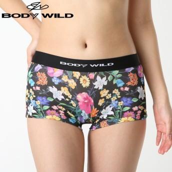 GUNZE グンゼ BODY WILD(ボディワイルド) 【直営店限定】ボクサーパンツ(レディース) 4E M