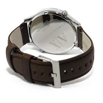 アルマーニ エクスチェンジ クオーツ メンズ 腕時計 AX2162 ネイビー ネイビー