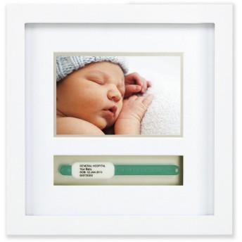 pearhead(ペアヘッド) ネームバンド・フレーム NZPH86013 ホワイト お祝いギフト 出産・お誕生日お祝いギフト メモリアル (23)