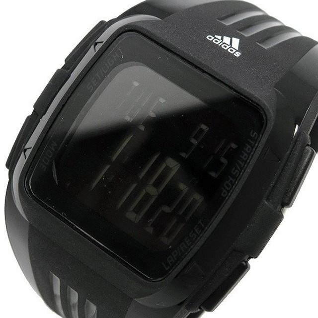 アディダス ADIDAS パフォーマンス デジタル メンズ 腕時計 ADP6090 ブラック ブラック