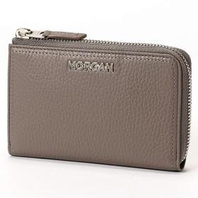 [マルイ]【セール】MORGAN(モルガン)の男女兼用で使えるミドルウォレット。/モルガン(バッグ&ウォレット)(MORGAN)