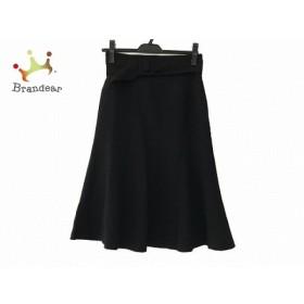 ナラカミーチェ NARACAMICIE スカート サイズ0 XS レディース 黒   スペシャル特価 20190904