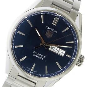 タグホイヤー TAG HEUER カレラ CARRERA 自動巻き メンズ 腕時計 WAR201E.BA0723 ネイビー ネイビー