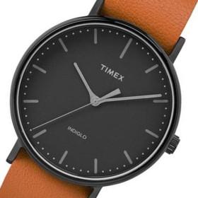 タイメックス ウィークエンダー メンズ 腕時計 TW2P91400 ブラック 国内正規 ブラック
