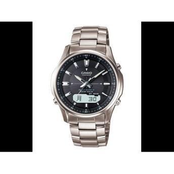 カシオ CASIO リニエージ LINEAGE 腕時計 LCW-M100TD-1AJF ブラック