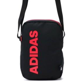 ギャレリア アディダス adidas ショルダーバッグ 2L 55857 ユニセックス ブラック系1 F 【GALLERIA】
