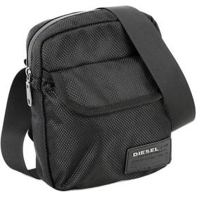 ディーゼル DIESEL メンズ ショルダーバッグ X04010-PR027-T8013 ブラック ブラック