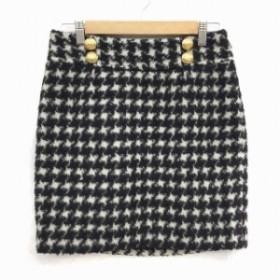 中古 JUICY COUTURE ジューシークチュール ミニタイトスカート