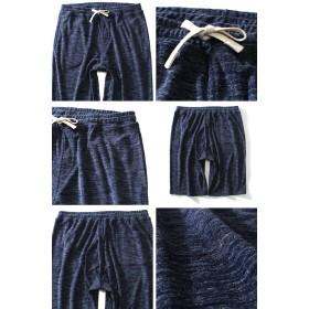 その他パンツ・ズボン - 大きいサイズの店ビッグエムワン 大きいサイズ メンズ DANIEL DODD 段染め 杢 パイル ショートパンツ 春夏新作 azsp-1474