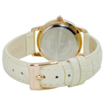 アレッサンドラ オーラ ALESSANDRA OLLA クオーツ レディース 腕時計 AO-810-IV アイボリー ホワイトシェル
