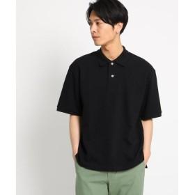 THE SHOP TK / ザ ショップ ティーケー ビッグシルエットポロシャツ