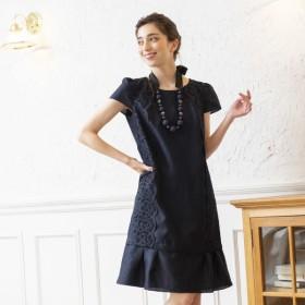 [マルイ]【セール】【ウォッシャブル】トリアセツイル2WAYドレス/トゥービーシック(TO BE CHIC)