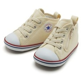 【ABC-MART:シューズ】32712140 (12-14)BABY ALL STAR N Z WHITE 564853-0001