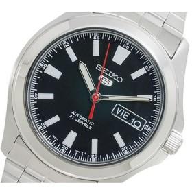 セイコー SEIKO セイコー5 SEIKO 5 自動巻 メンズ 腕時計 SNKL09K1 ブラック